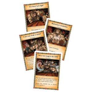Red Dragon Inn: Allies: Cormac the Mighty