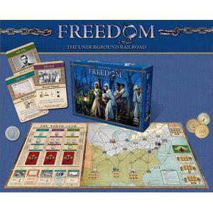 Freedom: The Underground Railroad