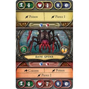 Descent Second Edition: Oath of the Outcast Hero and Monster Collection