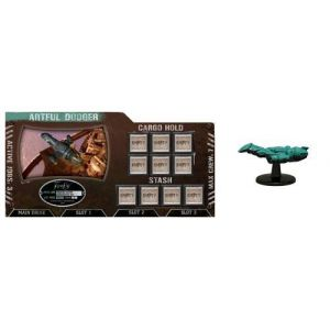 Firefly The Game: Artful Dodger Expansion