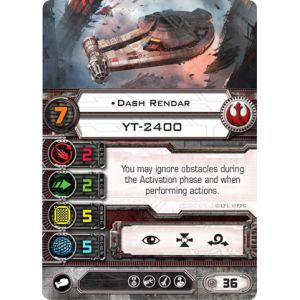 X-Wing: YT-2400 Freighter Expansion Pack