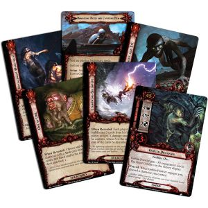 Lord of the Rings LCG The Hobbit Over Hill and Under Hill Fantasy Flight Publishing UBIJCS16