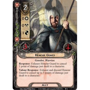 The Lord of the Rings LCG: The Wastes of Eriador Adventure Pack