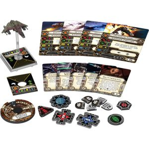 X-Wing: Kihraxz Fighter Expansion Pack