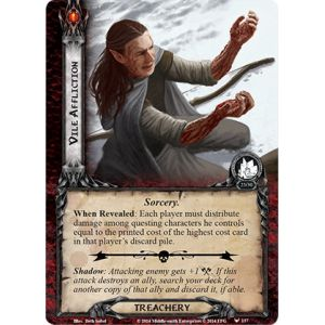 The Lord of the Rings LCG: The Battle of Carn Dum Adventure Pack