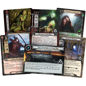 The Lord of the Rings LCG: The Dread Realm Adventure Pack