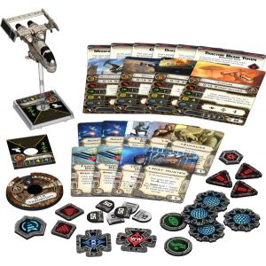 X-Wing: Mist Hunter Expansion Pack
