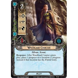 The Lord of the Rings LCG: The Drowned Ruins Adventure Pack