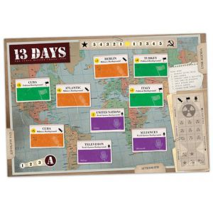 13 Days: The Cuban Missile Crisis, 1962