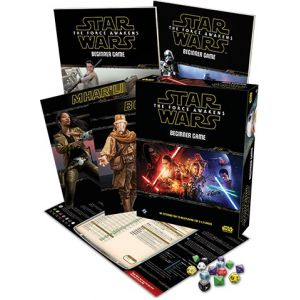 Star Wars: The Force Awakens: Beginner Game