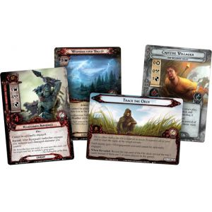 The Lord of the Rings LCG: The Lost Realm Nightmare Deck