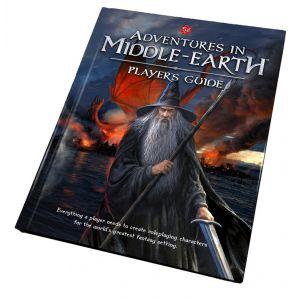 Adventures in Middle-Earth Player's Guide (D&D Fifth Edition)