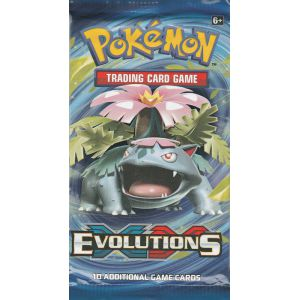 Pokemon - XY Evolutions Booster Pack
