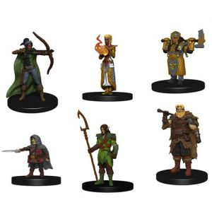 D&D Fantasy Miniatures: Icons of the Realms: Starter Set