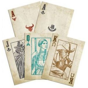 Tiny Epic Western Playing Cards