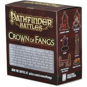 Pathfinder Battles: Crown of Fangs - Court of the Crimson Throne Case Incentive