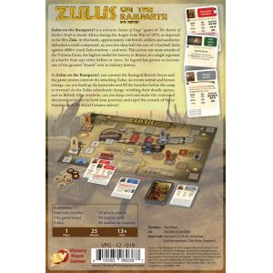 Zulus on the Ramparts! (Second Edition)