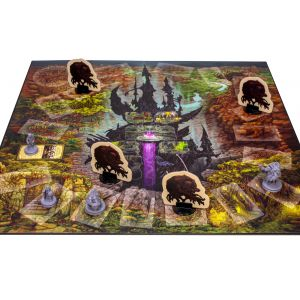 Jim Henson's The Dark Crystal Board Game