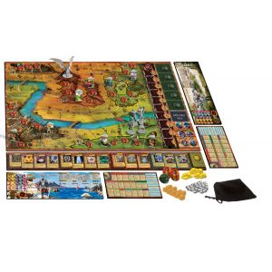 Heropath: Dragon Roar Board Game Bundle