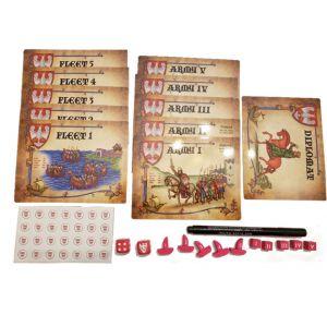 Swords & Sails: Kingdom of Leon Minor Player Add-On