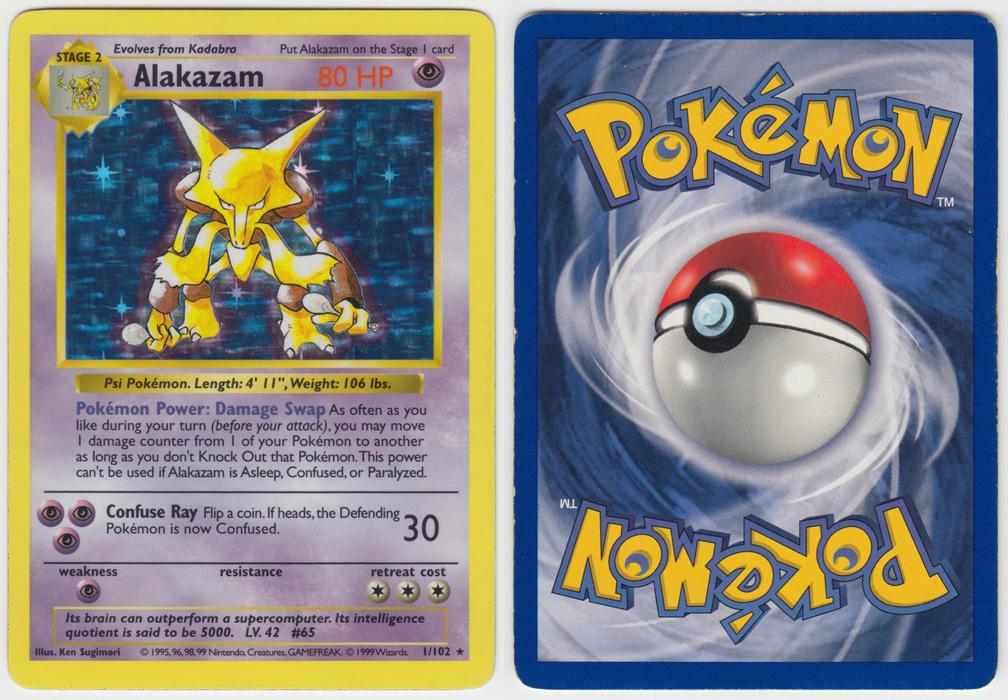 Unique image for Alakazam - 1/102