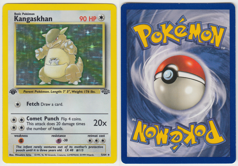 Unique image for Kangaskhan - 5/64