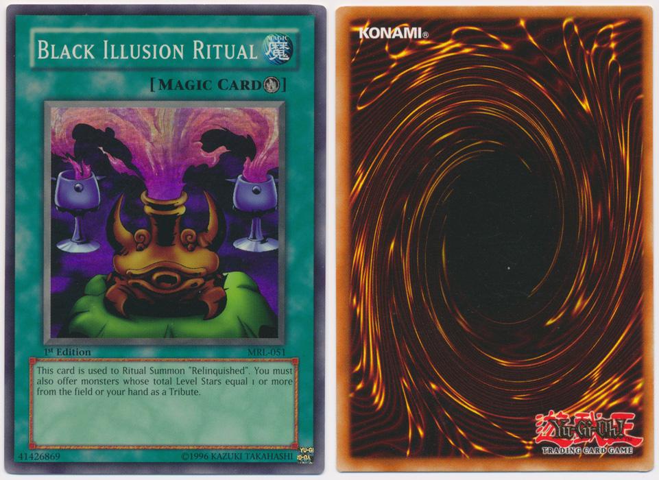 Unique image for Black Illusion Ritual