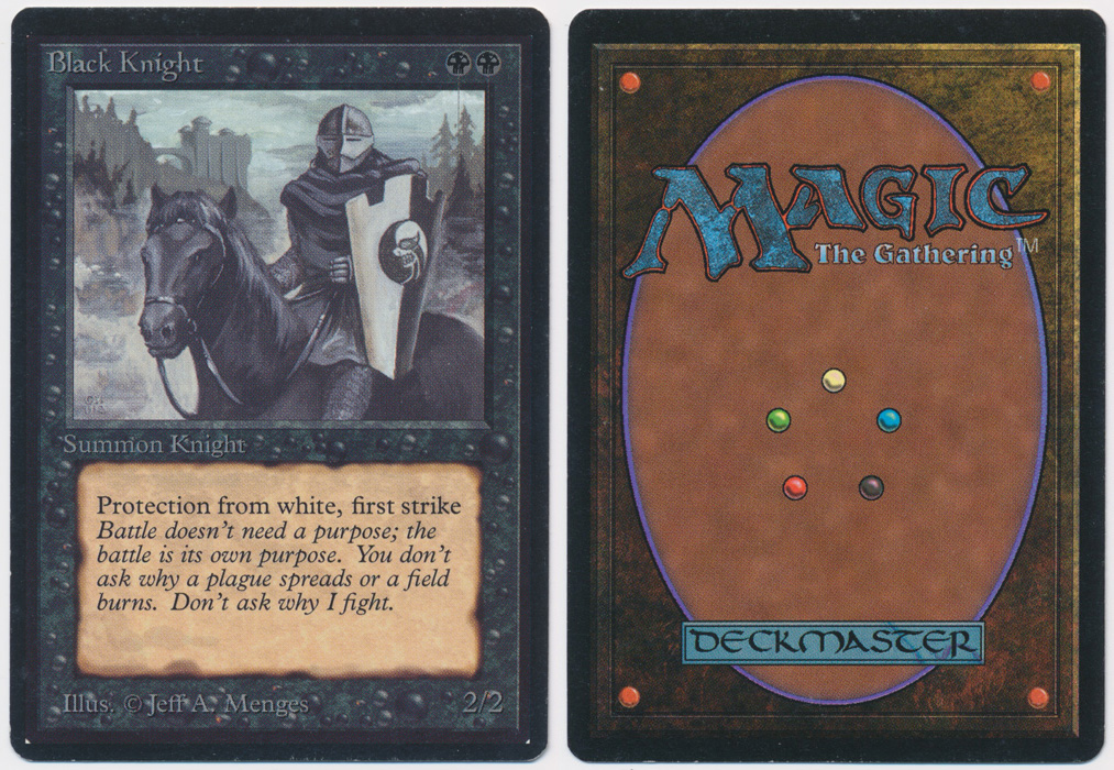 Unique image for Black Knight