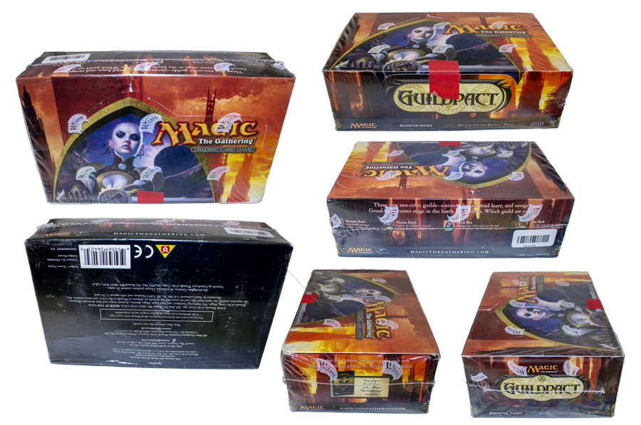 Unique image for Guildpact - Booster Box