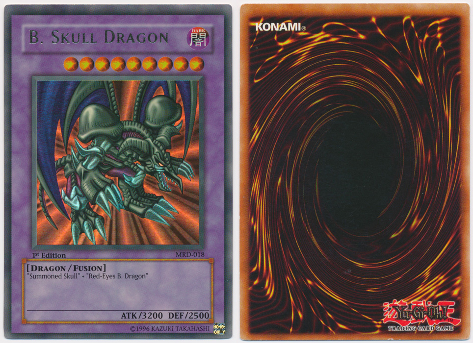 Unique image for B. Skull Dragon