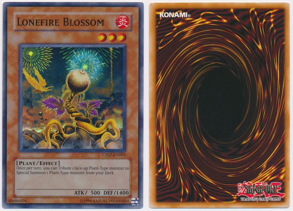 Unique image for Lonefire Blossom