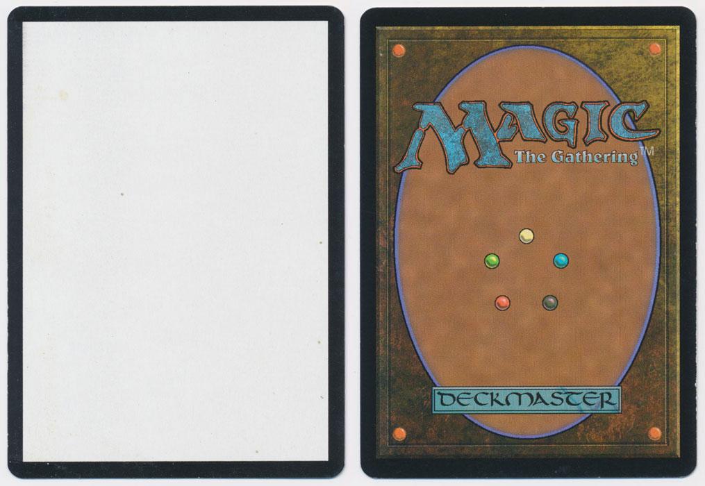 Unique image for Magic Nonfoil Filler Card