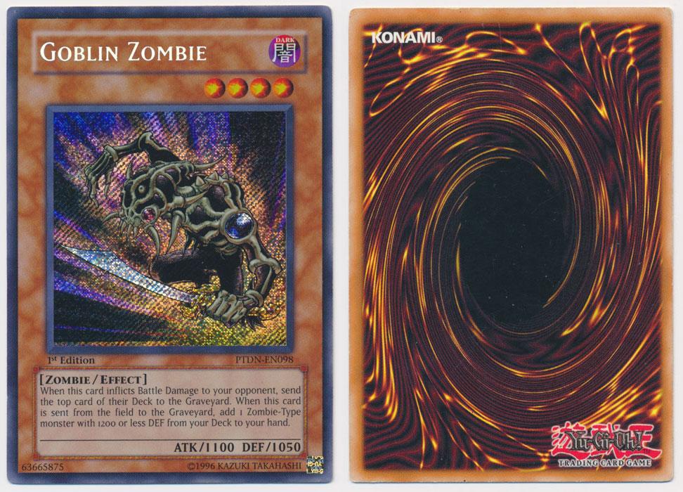 Unique image for Goblin Zombie