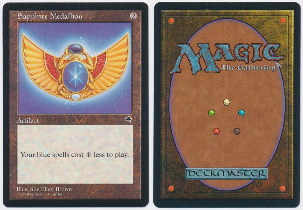 Unique image for Sapphire Medallion