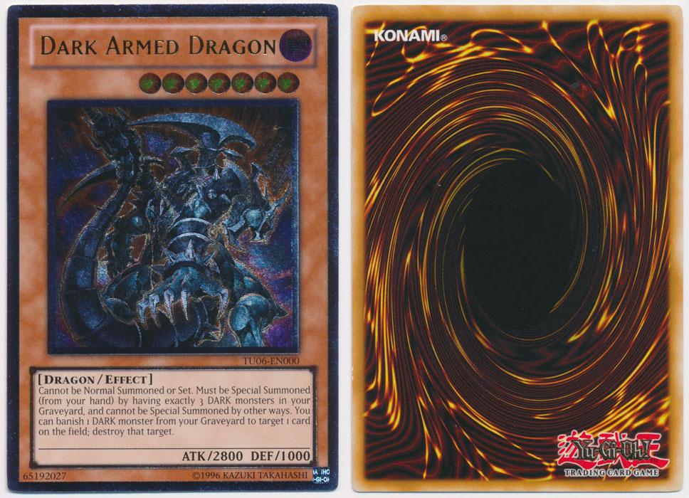Unique image for Dark Armed Dragon