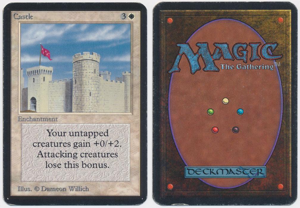 Unique image for Castle