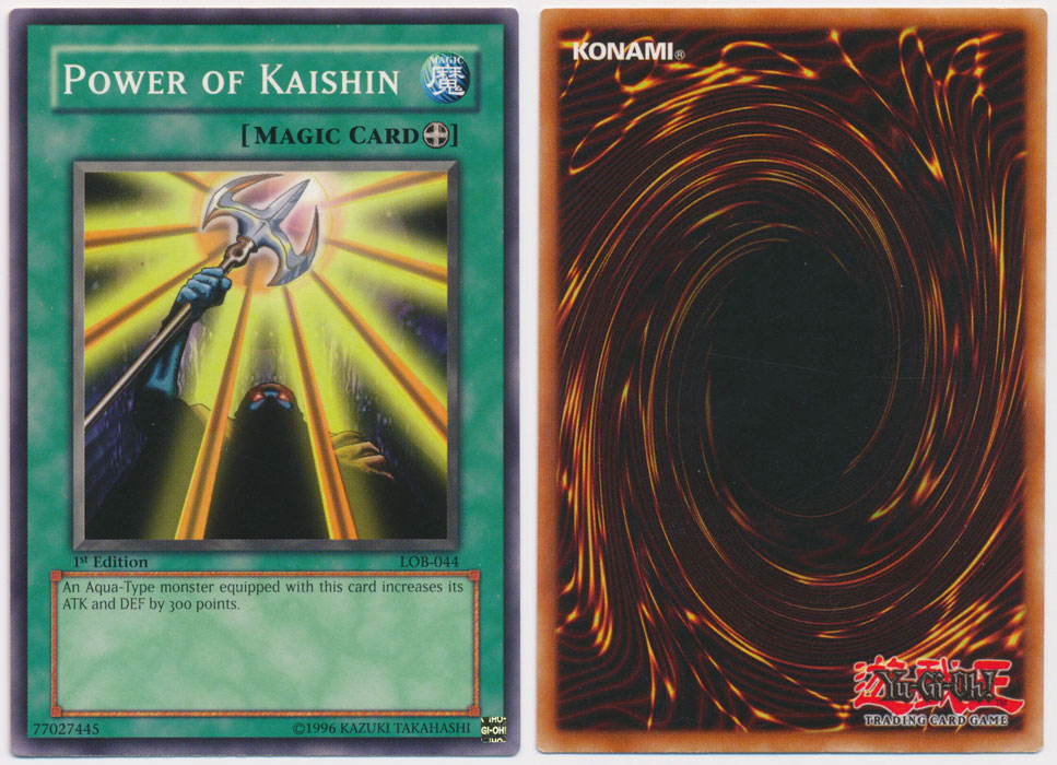 Unique image for Power of Kaishin