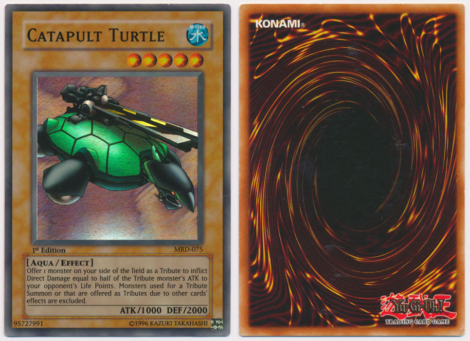 Unique image for Catapult Turtle