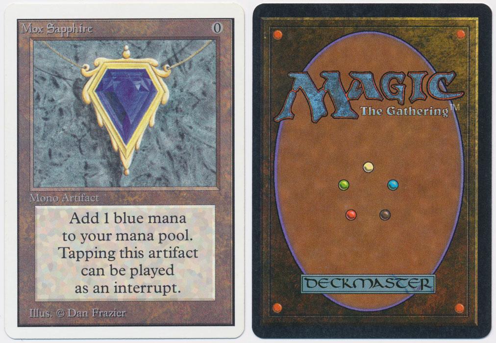 Unique image for Mox Sapphire