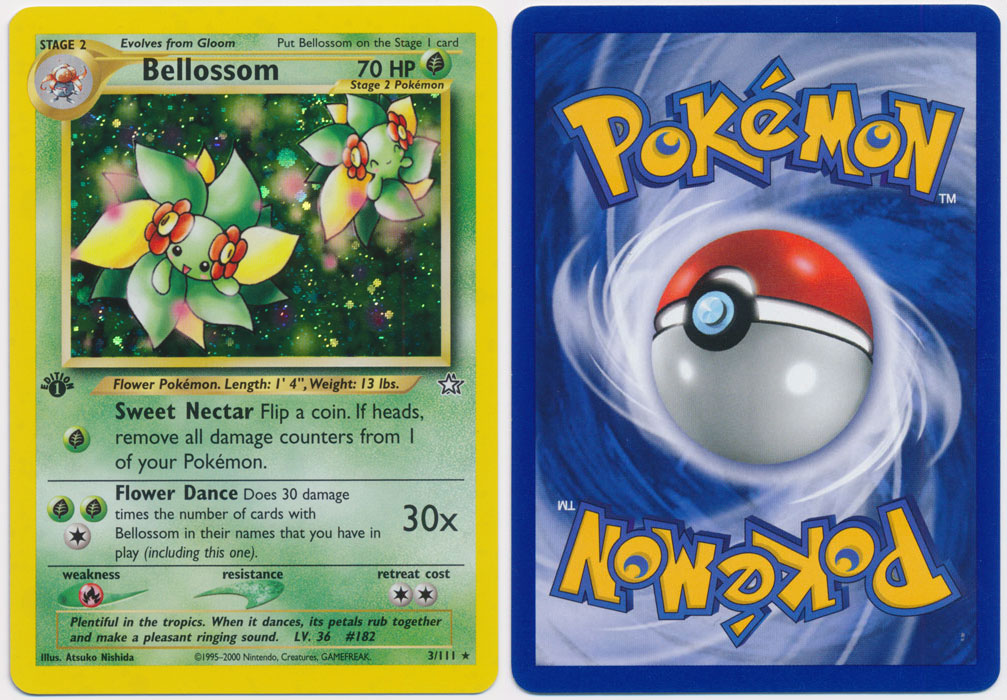 Unique image for Bellossom - 3/111