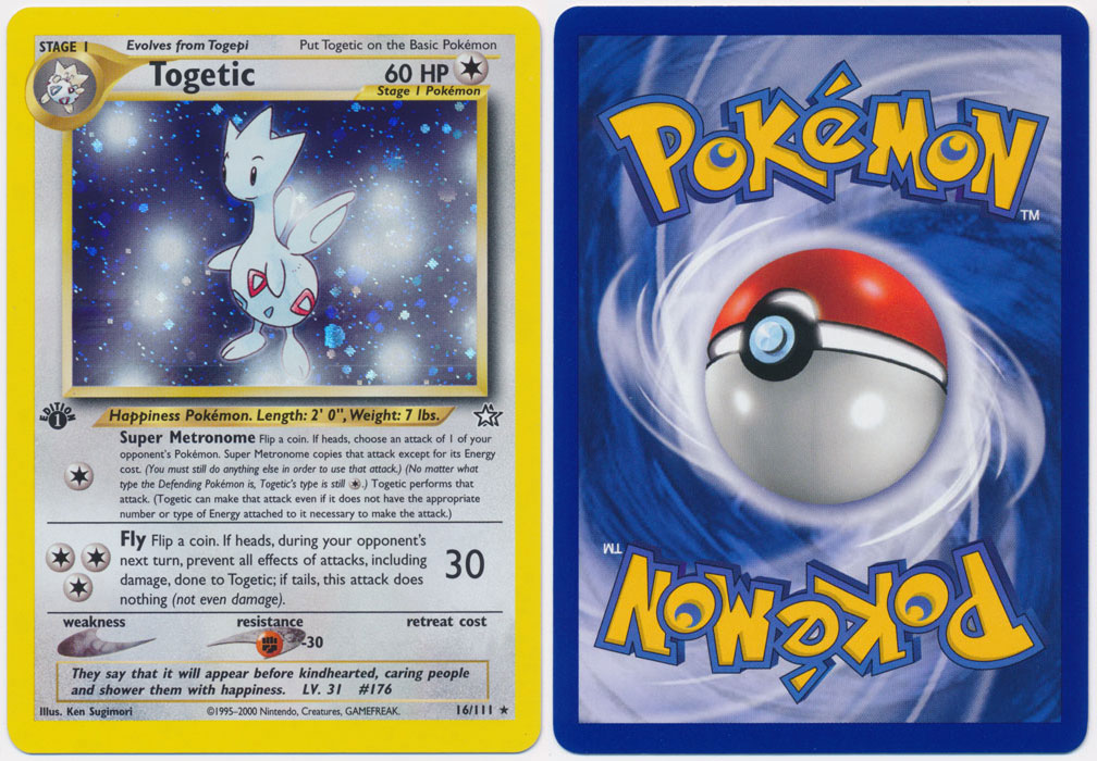 Unique image for Togetic - 16/111
