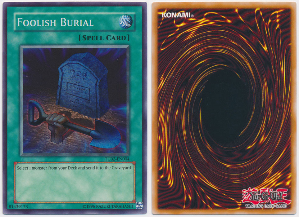 Unique image for Foolish Burial
