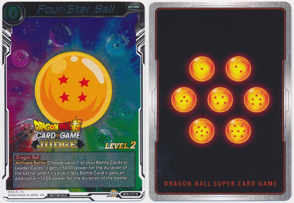 Unique image for Four-Star Ball (Judge Promo)