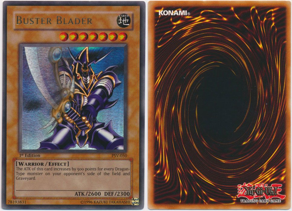 Unique image for Buster Blader