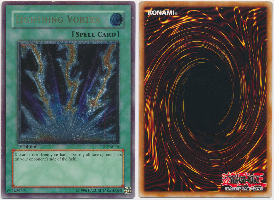 Unique image for Lightning Vortex (Ultimate Rare)