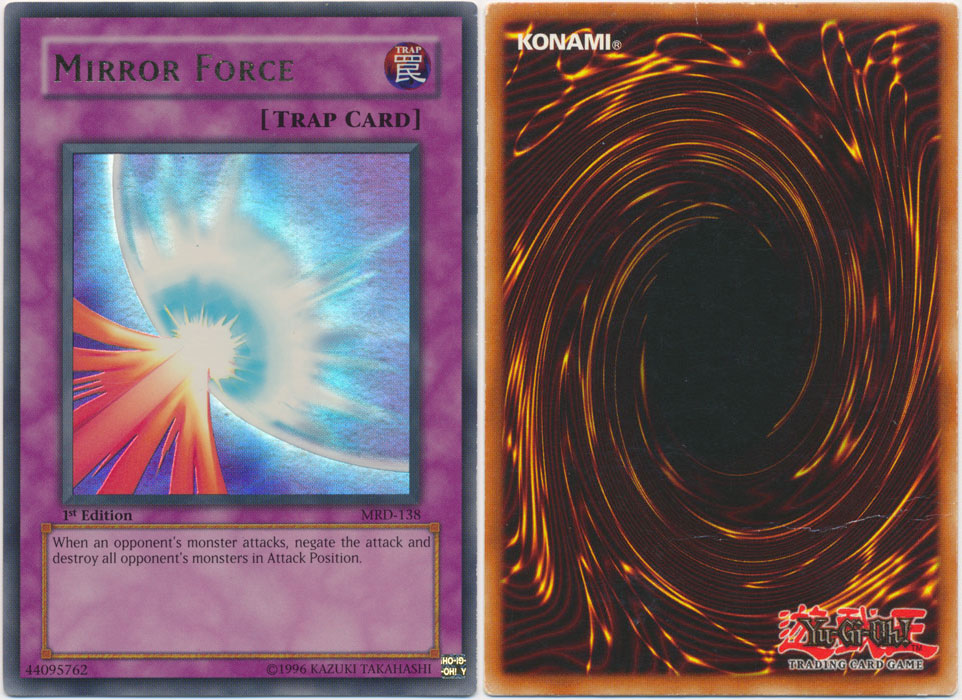 Unique image for Mirror Force