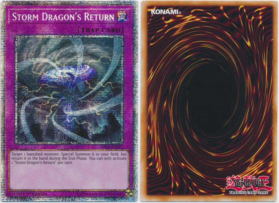 Unique image for Storm Dragon's Return