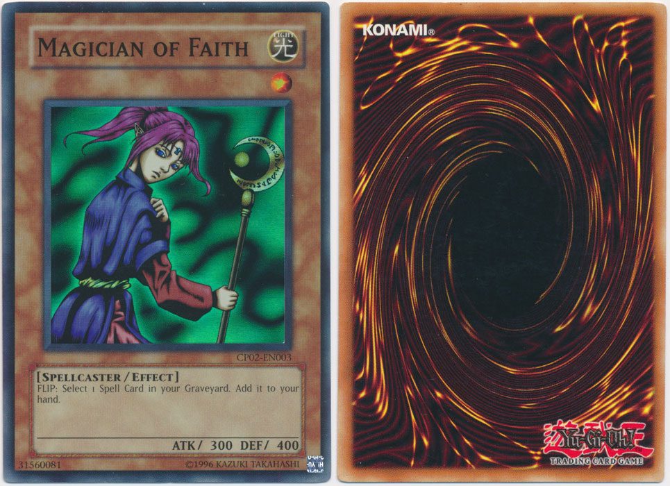 Unique image for Magician of Faith