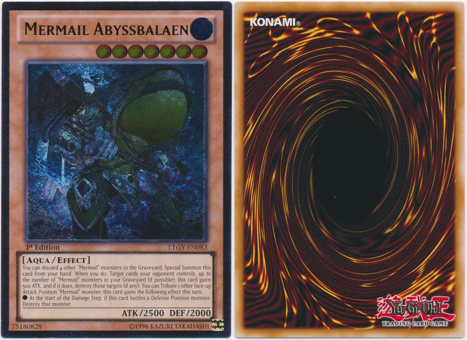 Unique image for Mermail Abyssbalaen (Ultimate Rare)
