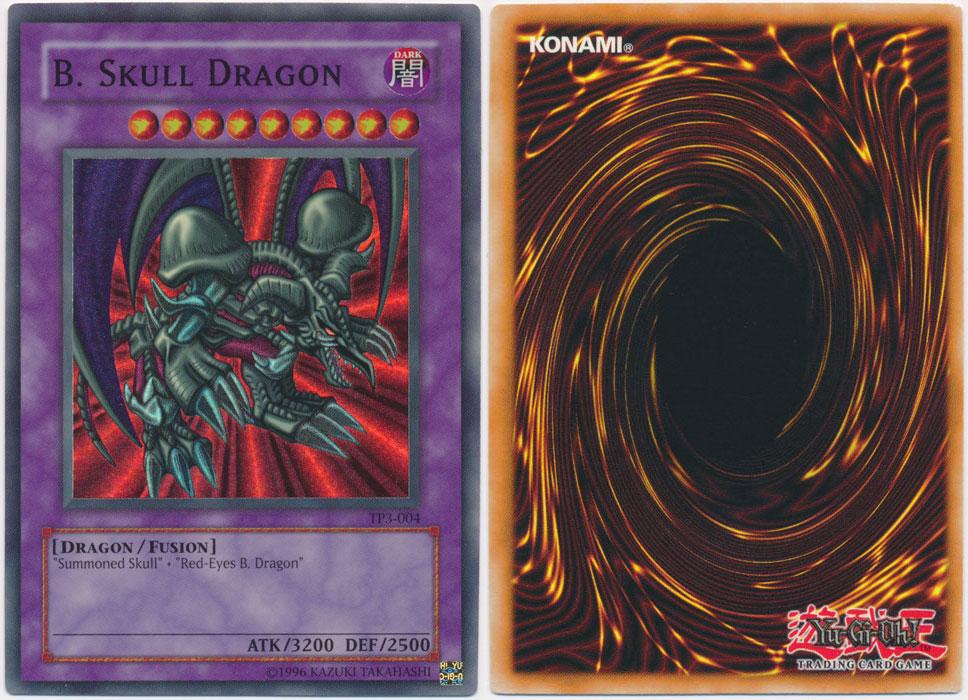 Unique image for B. Skull Dragon